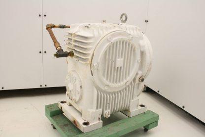 Ex Cell O MU 60 W2R Cone Drive Gear Reducer 1601 Ratio 58 HP Motor Input Used 171966802195 5