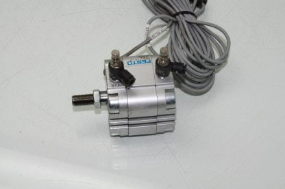 Festo Compact Pneumatic Air Cylinder ADVU 1 14 25 A P A Used 172199789468 5
