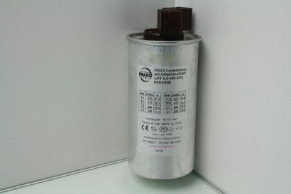 Frako LKT 9 4 440 E52 3 Phase Capacitor for Power Factor Correction Harmonic Used 172121795055