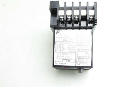 Fuji Electric EL40PO Earth Leakage Protective Relay Ground Fault Monitor Used 172522134358 5