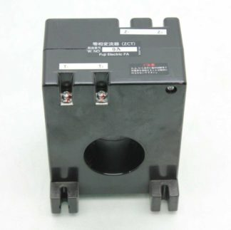 Fuji Electric ZCT 0A Current Transformers Zero Phase 1 58 Diameter Used 172604276975