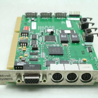 GSI MicroE Systems 198 00025 Rev L Motion Control Card ISA Slot Used 182751125355