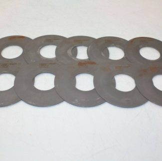 Lot of 10 Carolina Knife Square Edge Circular Slitter Blades 5 x 2 x 0030 New other see details 171796434155