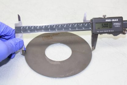 Lot of 10 Carolina Knife Square Edge Circular Slitter Blades 5 x 2 x 0030 New other see details 171796434155 5