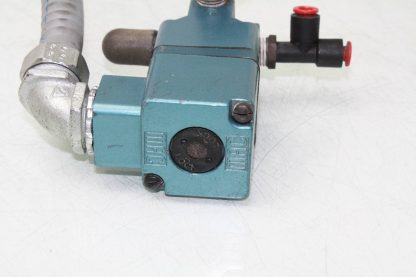 MAC Directional Solenoid Valve 225B 531CAAA 24V DC Coils Used 172199789457 5
