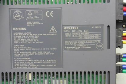 Mitsubishi MR J3W 44B Servo Drive LM LP2A 09M 01F0 Magnetic Linear Servo Motor Used 172548423335 6