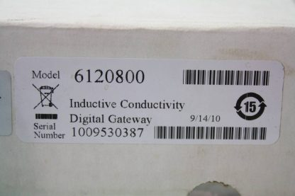 New Hach Inductive Conductivity Sensor Model 6120800 Digital Gateway No Hardware New other see details 171850969315 3