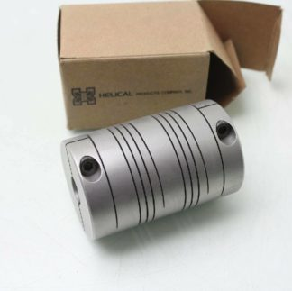 New Helical MC7CM225 Flexible Servo Shaft Coupler Coupling 20mm x 16mm Bore New 172654141845