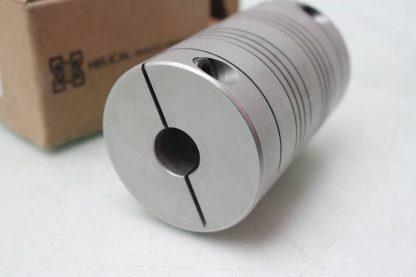 New Helical MC7CM225 Flexible Servo Shaft Coupler Coupling 20mm x 16mm Bore New 172654141845 5