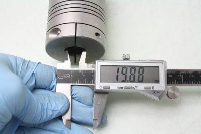 New Helical MC7CM225 Flexible Servo Shaft Coupler Coupling 20mm x 16mm Bore New 172654141845 9