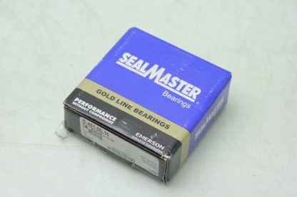 New Sealmaster S 451 ML16 Gold Line Mounted Flanged Ball Bearing 1 Bore New 172206460453 5