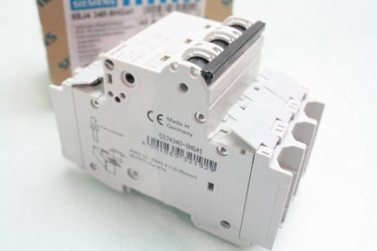 New Siemens 5SJ4 340 8HG41 Circuit Breaker 3 Pole 40A 240V AC New other see details 171866224437 5