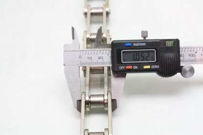 New Tsubaki RF2060 Conveyor Roller Chains 15 Pitch x 138 Long New other see details 171795644492 5