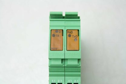 Phoenix Contact IB IL RS232 INTERBUS Inline Function Terminal Transmitter Used 172201557057 5