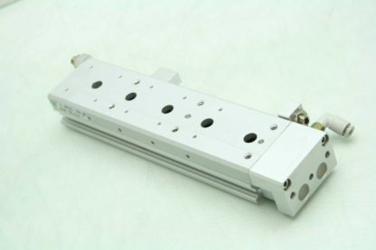 SMC 13 MXS12L 100A Pneumatic Guided Air Cylinder 12mm Bore x 100mm Stroke Used 172266888345