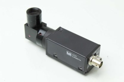 Teli CS8430i CCD BW Camera 12VDC 13 Interline w Right Angle Lens Used 183463961125