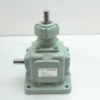 Tsubaki Emerson ED4M U L Y Worm Drive Right Angle Gear Reducer
