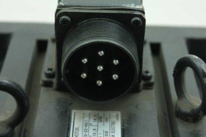 Yaskawa USADED 22 HG11 AC Servo Motor 22kW 105 N m 2000RPM 28mm USAFED Used 172885978855 25