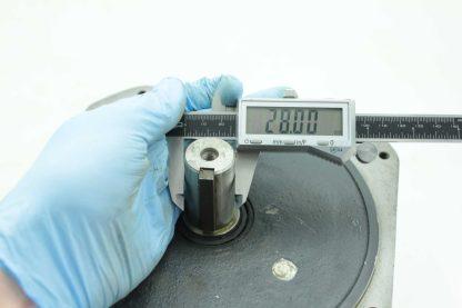 Yaskawa USADED 22 HG11 AC Servo Motor 22kW 105 N m 2000RPM 28mm USAFED Used 172885978855 29