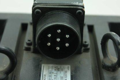 Yaskawa USADED 22 HG11 AC Servo Motor 22kW 105 N m 2000RPM 28mm USAFED Used 172885978855 5