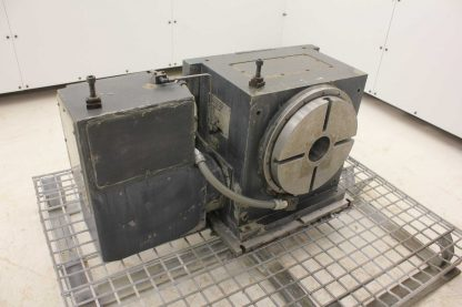 1998 Camco Ferguson 360K 12 M DL S 1C Precision Rotary Table 12 Table Used 172032893988 16
