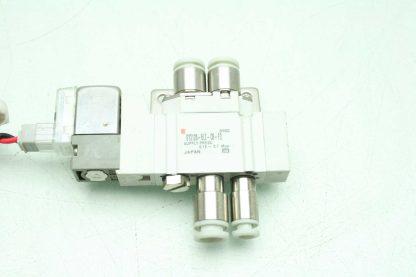 2 SMC SY3120 6LZ C4 F2 Solenoid Valves Used 172887508536 18