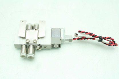 2 SMC SY3120 6LZ C4 F2 Solenoid Valves Used 172887508536 21