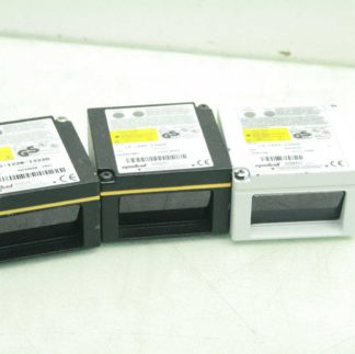 3 Symbol LS 1220 I322A Miniscan Fixed Laser Barcode Scanners