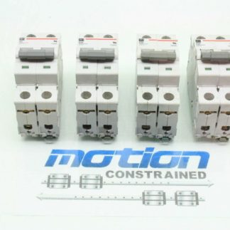 4 Cutler Hammer WMS2D02 WMS2D20 Thermal Magnetic Circuit Breakers 2A 20A Used 181530192176