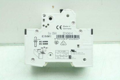 4 Siemens Circuit Breakers 5SY4332 6 5SY4340 8 5SY4116 8 5SY4111 7 Used 172766181276 6
