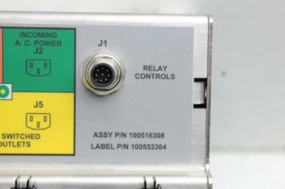 AC Station Controller 100516305 C M049E Volts 100 240VAC 15 Amps Used 183204202216 6