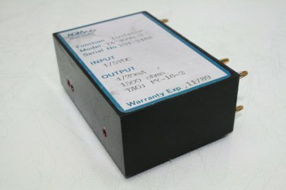 AGM Electronics 4000 2 15V DC 420mA 1500 Ohm Signal Conditioner Isolator Used 172124058926
