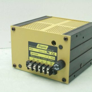 Acopian B24G170 Regulated Power Supply 1A 24V Used 183110990136