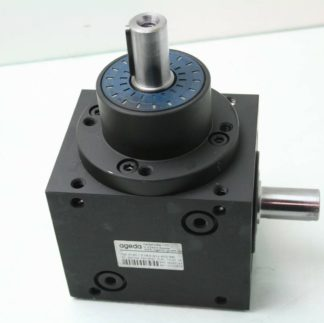 Ageda K120 10 VB0G1c600RAL Right Angle Gearhead 25mm Shaft Size 11 Used 181803430846
