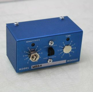 Banner MB3 4 Modulated Photoelectric Sensor Amplifier Module Used 181871441476