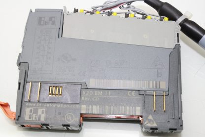 Bernecker Rainer X20 System Digital Input Module DI 9371 w BM11 Bus Connect New other see details 172129102078 6