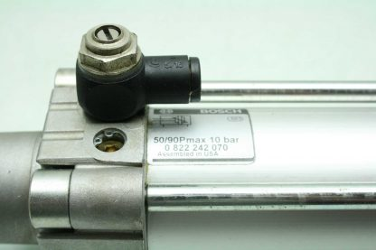 Bosch 0822242070 Pneumatic Cylinder Actuator Used 172801205804 16