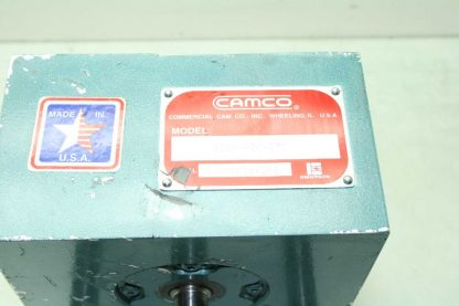 Camco 250P4H20 270 Parallel Indexer Drive Positioner Unit Used 172801234611 6