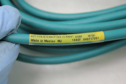 Cognex CCB 84901 1004 10 Ethernet Camera Cable 10M 30 ft M12 to RJ45 Used 182025507189 6