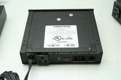 Crestron CEN TVAV Ethernet Programmable Control Module Used 172554907606 2