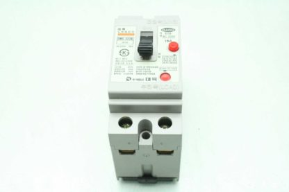 Daco DMS 32CN Circuit Breaker 15A 220VAC 2 Pole DIN Mount Used 172903960586