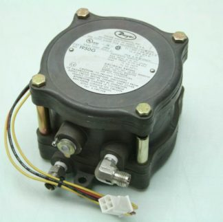 Dwyer Instruments 1950G 0 B 24 NA Explosion Proof Differential Pressure Switch Used 173182187976