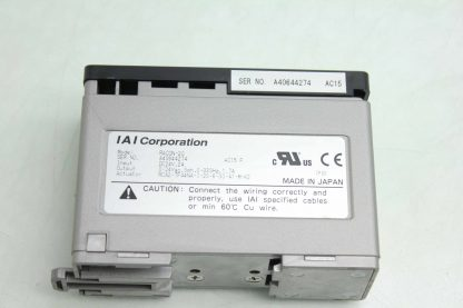 IAI Robo Net RACON 20 Single Axis Robot Linear Actuator Controller Used 182091982615 6
