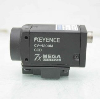 Keyence 7x Mega Digital CV H200M CCD Camera