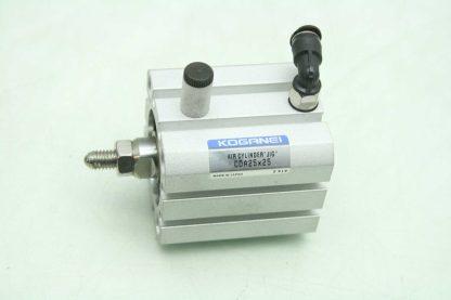 Koganei CDA25x25 Pneumatic Jig Air Cylinder 25mm Bore x 25mm Stroke Used 172474738436