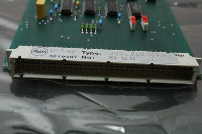 Leitz Wetzlar D LAT 301 312070 301 312070 00802 Control Board BS CMM Used 171755529926 6