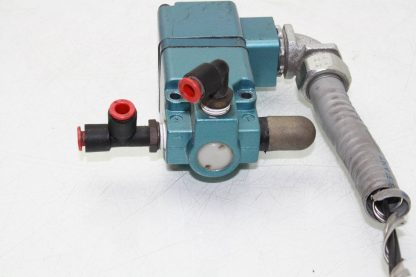 MAC Directional Solenoid Valve 225B 531CAAA 24V DC Coils Used 172199789457 6