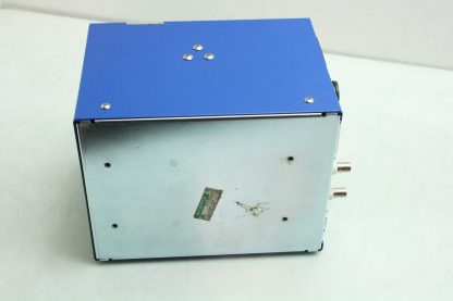 MCS LA2000 62 Model 62 Linear Control Amplifier for High Speed Spindle Used 172706828205 26