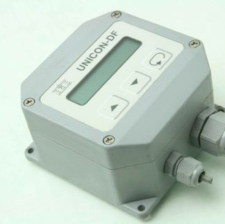 Martens Elektronik Unicon DF 1 02 12 Flow Rate Converter with Pulse Output Used 171925090686