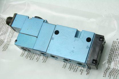 New MAC 800 Series 811C PP 611FA 152 24V DC Coil Solenoid Valve 14 NPT New 172054613346 7